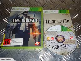 the bureau xbox 360 the bureau xcom declassified xbox 360 2013 trade me