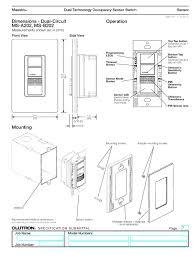 lutron 3 way switch wiring diagram maestro occupancy amazing