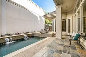 Dallas Design Group Interiors Villa Piscina Dallas Design Group