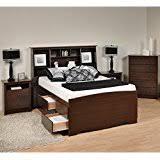 Espresso Bedroom Furniture by Amazon Com Espresso Bedroom Sets Bedroom Furniture Home