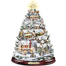 kinkade tabletop tree songs of the