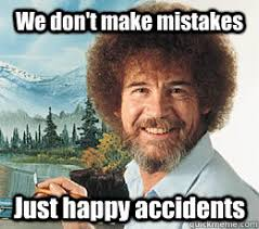 Bob Ross Meme - bob ross accidents memes quickmeme yesteryear pinterest