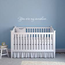 high quality quotes baby buy cheap quotes baby lots from high you are my sunshine quotes wall decal baby nursery quotes wall sticker diy modren vinyl wall