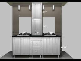 Vanity Youtube Bathroom Stunning Creative 30 Inch Vanity Ikea Design Awesome