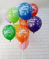 birthday balloons for him singapore flower shop florists singapore flowers gifts to