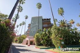 celebrity spot hotels in los angeles oyster com