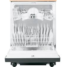 General Electric Dishwasher Front Loading Dishwasher Energy Efficient European Eco Label