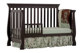 Child Craft Crib N Bed by Amazon Com Stork Craft Venetian 4 In 1 Fixed Side Convertible