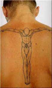 david beckham back tattoos meaning and pictures of each back