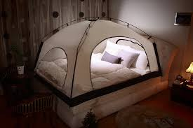 the privacy bed tent newest invention for a good night s sleep room in room tent