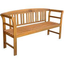 Acacia Wood Outdoor Furniture by Vidaxl Rose Garden Bench Acacia Wood Vidaxl Com