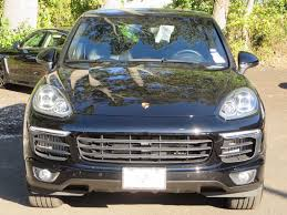 porsche cayenne blacked out 2017 used porsche cayenne s awd at porsche monmouth serving new