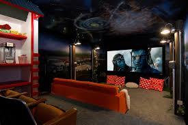 Home Cinema Decorating Ideas Terrific Dimensional Movie Themed Wall Art Decorating Ideas