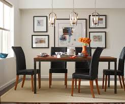 choosing and hanging your unique lights over dining room table