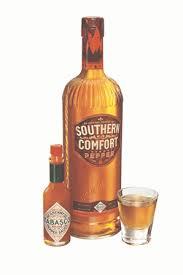Southern Comfort Drink Review Soco Fiery Pepper Arrives For Review Liquor Snob Liquorsnob Com