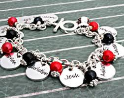 Engraved Football Gifts Team Mom Gift Etsy