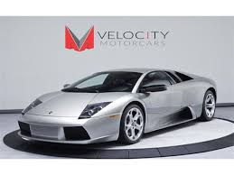 lamborghini gallardo manual for sale 31 lamborghini murcielago for sale dupont registry