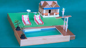 Fairy Garden Craft Ideas - diy swimming pool for fairy garden crafts ideas youtube