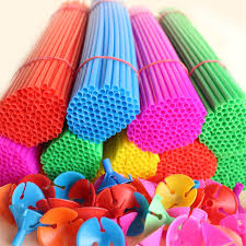 balloon sticks aliexpress buy 200 set lots quality balloons