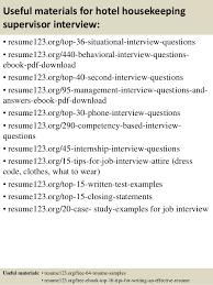 Resume Objective For Housekeeping Job by Breathtaking Hospital Housekeeping Supervisor Resume Sample 82