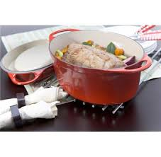 cuisine en cocotte en fonte le creuset 25084280602460 doufeu cocotte en fonte ovale