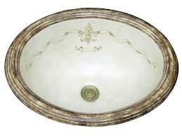 Fleur De Lis Bathroom Travertine Sink Fleur De Lis Sinks Gallery