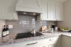 Kitchen Amusing Subway Tiles Kitchen Backsplash White Subway Tile - Grey subway tile backsplash