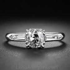 mine cut engagement ring 90 carat mine cut engagement ring