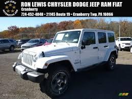 jeep rubicon 2017 white 2017 bright white jeep wrangler unlimited sahara 4x4 116846930