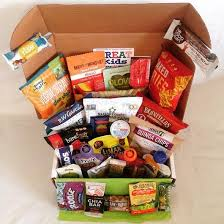snacks delivered gluten free 30 snacks delivered monthly great kids snack box