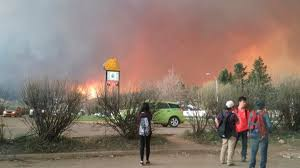 Alberta Wildfire System by Students From Fort Mcmurray Composite High Are Released