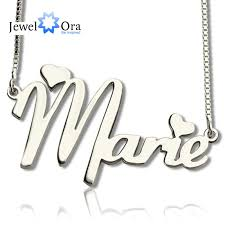 cheap personalized jewelry online get cheap personalized customize name jewelry aliexpress