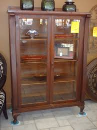 china cabinet hemnes glass door cabinet with drawers white stain