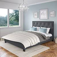 Upholstered Restaurant Booths Faq U0027s Taupe Upholstery Platform Bed Assorted Sizes Sam U0027s Club