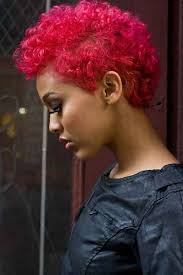 Short Curly Hair With Fade In The Back For Black Women Google