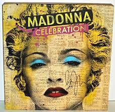 Celebration In Uk Celebration Signed Uk Promo Pop Up Box Set
