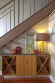 Below Stairs Design What Is The Price Of The Under Stair Wine Cabinet