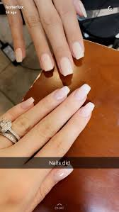 164 best french acrylic nails images on pinterest make up