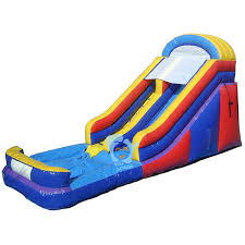 Backyard Water Slide Inflatable by Commercial Grade Inflatable Water Slides Commercial Grade