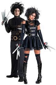 edward scissorhands costume couples mr mrs edward scissorhands fancy dress costume fancy me