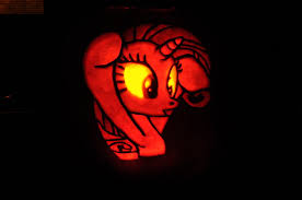 Meme Pumpkin Stencil - rarity lantern pumpkin carving art know your meme