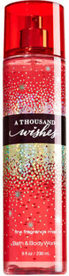 a thousand wishes bath works a thousand wishes mist for women buy