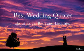 Good Wedding Quotes Love Quotes