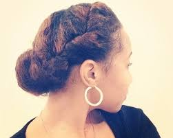 protective style for winter curls understood