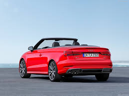 convertible audi red audi a3 cabriolet 2017 picture 13 of 22