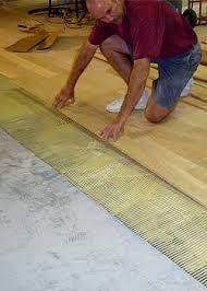 gluing hardwood floors on concrete thefloors co
