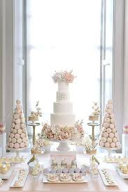 cake table decorations for weddings best ideas wedding cake table