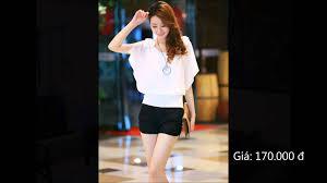 ao nu dep thời trang nữ đẹp giá rẻ mua bán quần áo 24h webmua vn