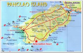 alona resort map belleviewrock resort panglao bohol philippines special