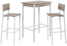 hauteur table de cuisine hauteur table bar pour cuisine best chaise pour table haute